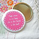 'Magic Mirror' Fairytale Compact Mirror