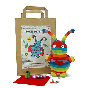 Sock Love Bug Kit