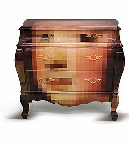 Pixel Art Furniture - home