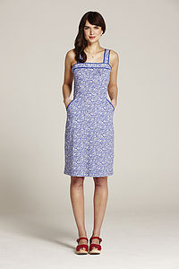 Liberty Print Eliza Sundress - women's fashion