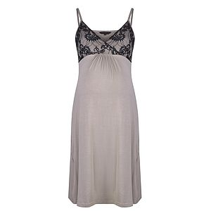 Indulgence Maternity And Nursing Nightdress - women's fashion