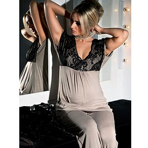 Indulgence Maternity And Nursing Pyjamas - more