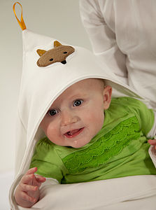 Baby Feeding Blanket With Hood - soft furnishings & accessories