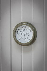 Barometer   Eight Inch - art & decorations