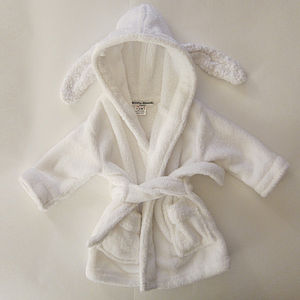Bunny Ears Dressing Gown - clothing