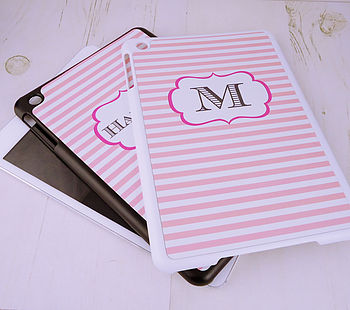 Personalised Initial/Name iPad Case
