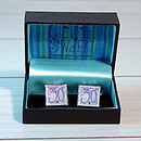 Boxed 30th Cufflinks