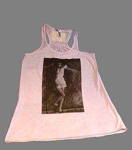 'Crazy' Ladies Art Vest Top By Pippa Thew - women's fashion