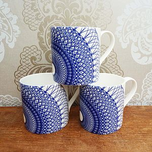 Ingeo Fine Bone China Mug - tableware