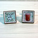 Brother of the Bride Beer