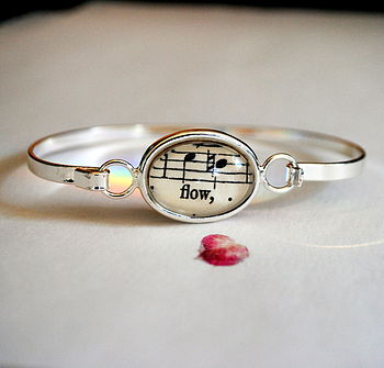 Flow Bangle Happiness Creativity Inspiration