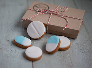 Mini Get Well Soon Biscuit Gift Set