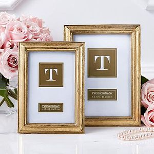 Classic Gold Photo Frame