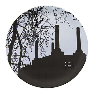 Battersea Decorative Plate - tableware