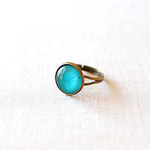 Emerald Ring - view all sale items