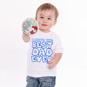 'Best Dad Ever' T Shirt