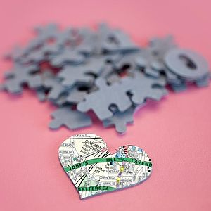 Mothers Day Personalised Jigsaw - gifts by budget