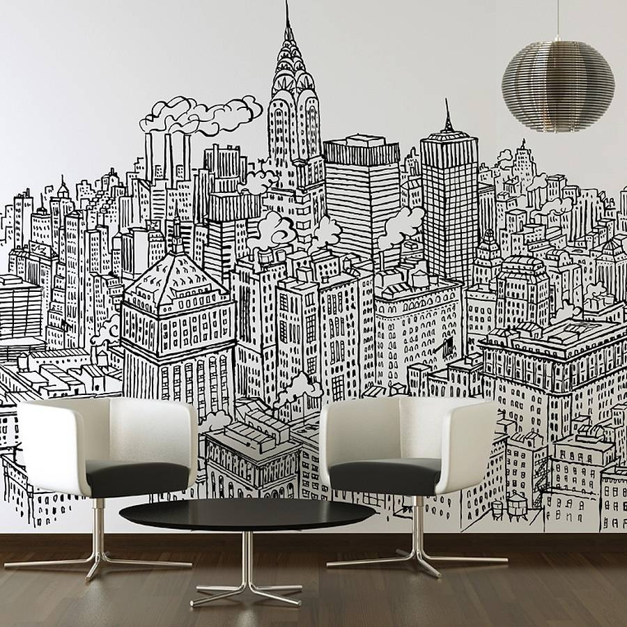 Wall Stickers New York Stickers New York Images Pictures Gallery Amazing Pictures