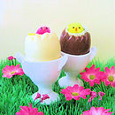 Easter Egg Cup With Chocolate Egg