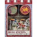 Knight And Dragon Cupcake Kit