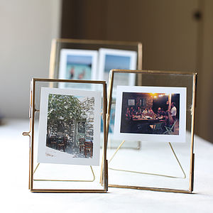 Danta Glass Frame - picture frames