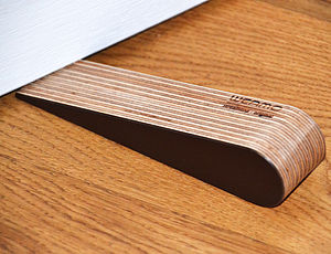 Streamline Original Doorstop - dining room