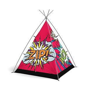 Top Of The Pops Play Teepee - tents, dens & wigwams