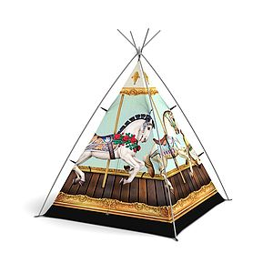 Hold Your Horses Play Teepee - tents, dens & wigwams