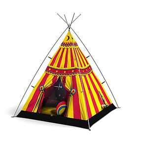 Clowning Around Play Teepee