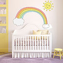 Pastel Children's Wall Stickers