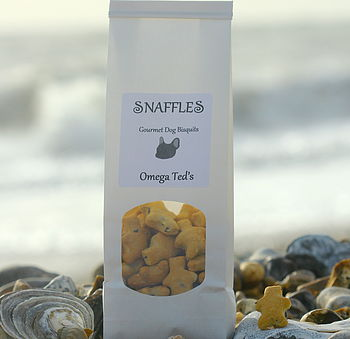 Omega Ted's Dog Biscuits