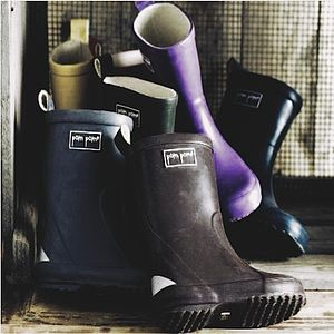 Tough Fun Children's Wellies - shoes & footwear