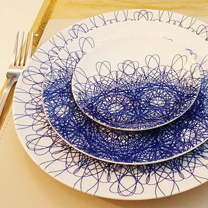 Inspiro Coupe Plate - tableware