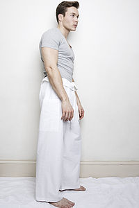 Men's Meditation, Gym And Lounge Trousers - interests & hobbies