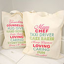 Mother's Day Definition Tote Bag