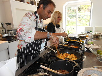 Cookery Course With Reza Mahammad