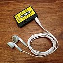 Retro Mini Cassette Mp3 Player