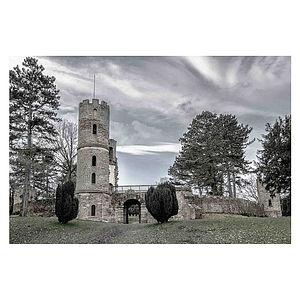 Wentworth Castle Print