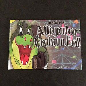 Alligator Graham Bell