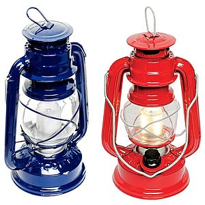 LED Storm Lantern - lights & lanterns