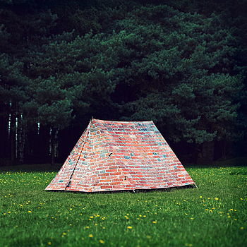 Bricks And Mortar Tent
