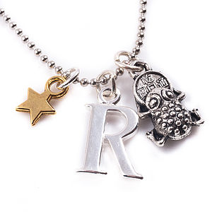 Lucky Frog Personalised Necklace