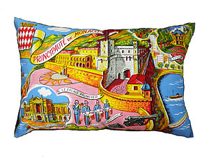 Monte Carlo Cushion