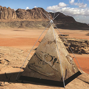 Rock Of Ages Play Teepee - tents, dens & wigwams