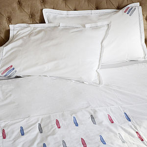 Mumbai Bed Linen Double Set