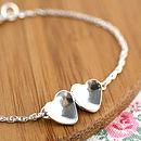 Bridal wedding jewellery bracelet