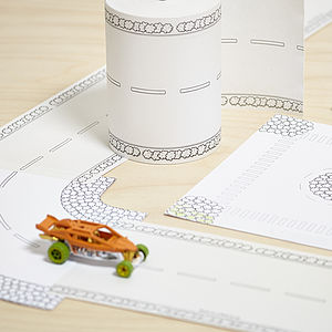 Paper Road On A Roll Ultimate Kit - stocking fillers