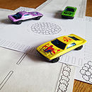 squareabout toy car track