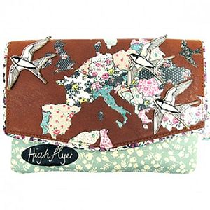 Ditsy Travel Wallet - view all sale items
