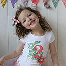 2nd Birthday Bunny T-Shirt